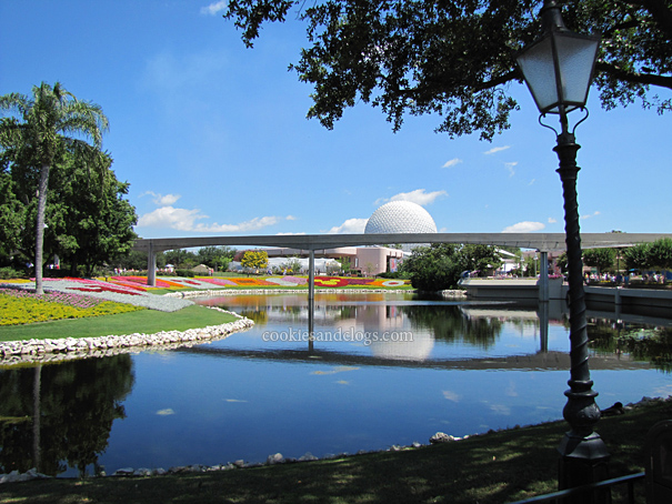 Walt Disney World Resort Epcot Orlando Florida