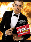 Johnny English 2 Reborn movie starring Rowan Atkinson