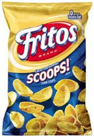 Fritos Scoops Chips