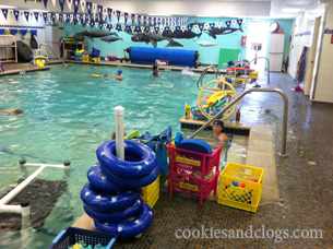 La Petite Baleen swimming school in San Bruno, CA