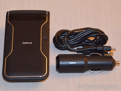 Jabra Journey Bluetooth Handsfree Car Kit