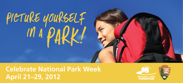 US National Park Week April 2012