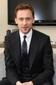 Marvel's The Avengers Interview with Tom Hiddlestone aka Loki