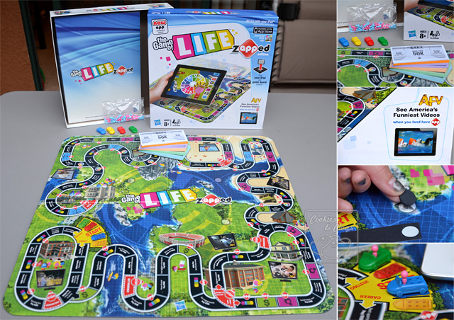 Game of Life Zapped iPad