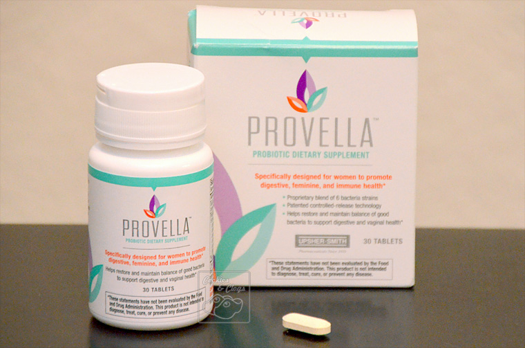Provella Probiotic Dietary Supplement Flora Women