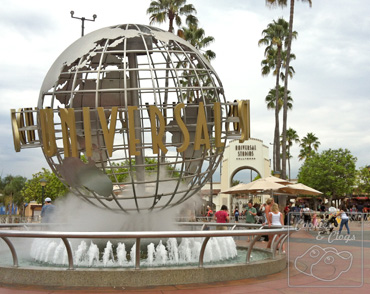 Universal Studios Hollywood California City Tour