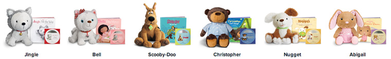 Hallmark Interactive Story Buddy Collection