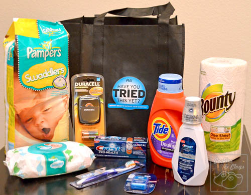 Proctor and Gamble (P&E) Have You Tried This Yet Prize Pack