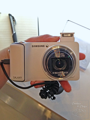 Samsung Event in San Francisco for Galaxy Camera