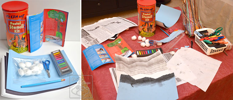Eye Can Art Kids Art Projects - Home Craft High-Quality Supplies for All Ages
