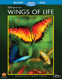 Disneynature Wings of Life DVD Blu-ray Cover