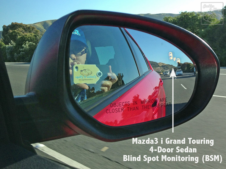 2013 Mazda3 Test Drive Family Review Blind Spot Monitoring
