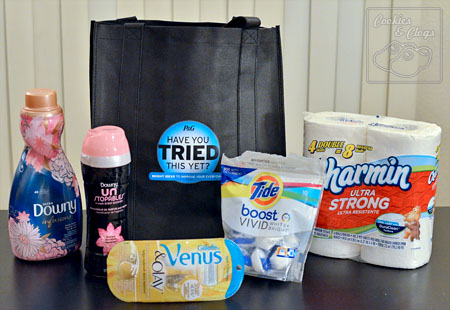P&G Have You Tried This Yet Spring Prize Pack