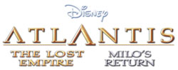 Atlantas Disney Blu-Ray
