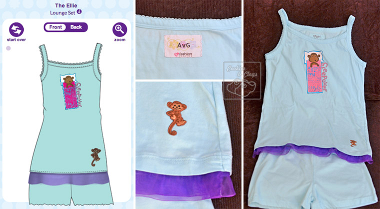 Fashion Playtes FP Girls Tween Fashionista Design Your Own Clothes