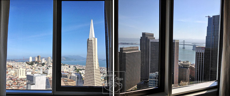 Mandarin Oriental San Francisco Hotel California View