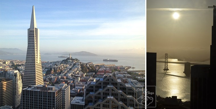 Mandarin Oriental San Francisco Hotel California Sunrise