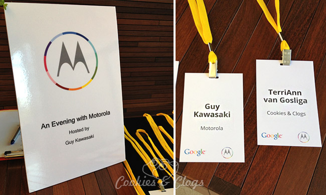 Motorola Moto X MotoX Event at Google with Guy Kawasaki