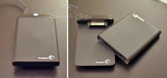 Seagate Portable External Drive for Mac with Thunderbolt