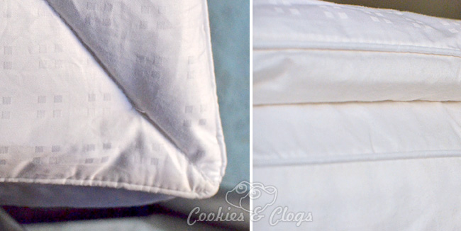 DownLinens The Luxury Feather Bed Mattress Topper #DownLinens