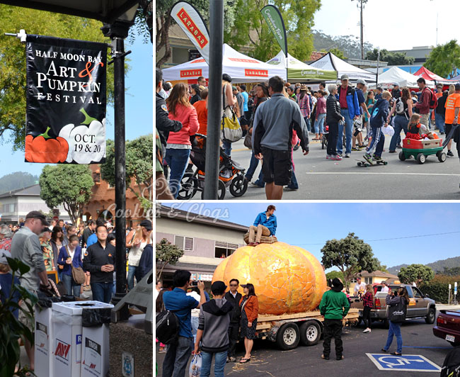 Half Moon Bay Pumpkin Festival and Mohawk Flooring License to Spill Tour for SmartStrand Carpet Stain Resistant in Half Moon Bay #licensetospill #shop #cbias