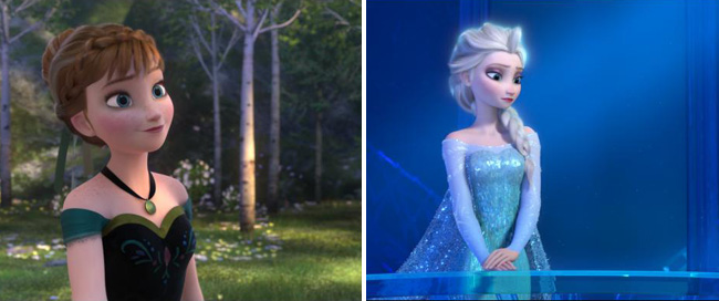 Disney's Animated Movie Frozen Family Review #DisneyFrozenEvent