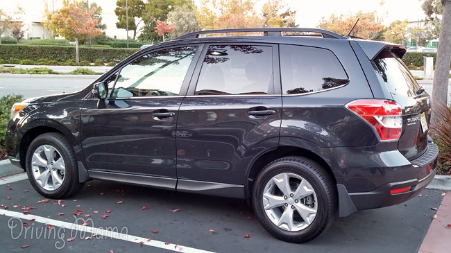 2014 Subaru Forester - Family Crossover