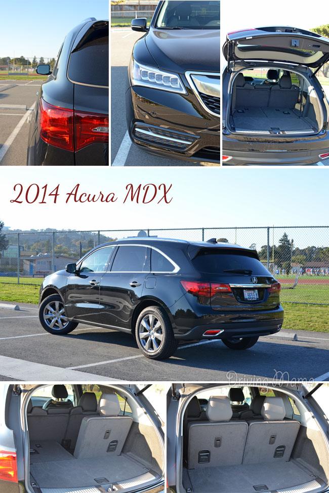 2014 Acura MDX Crossover SUV Family Review