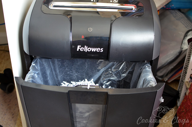 Fellowes Powershred 73Ci Shredder Review @FellowesInc. #IDSafetySeason