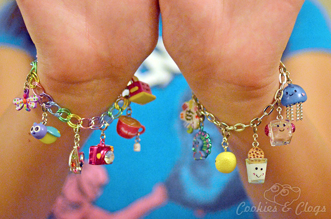 Charm It fashion charm bracelet for tween girls similar to Pandora jewelry for women #tweens