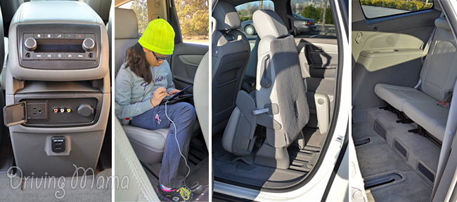 2014 Chevrolet / Chevy Traverse Family SUV Review #Cars