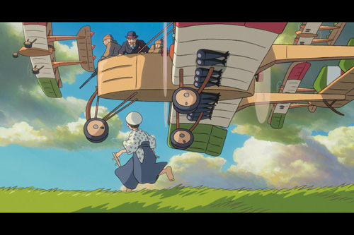2014 Disney Movies Walt Disney Studios Motion Pictures Lineup Preview - The Wind Rises