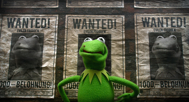 Disney Muppets Most Wanted movie sequel review + Printable activity sheets #MuppetsMostWanted