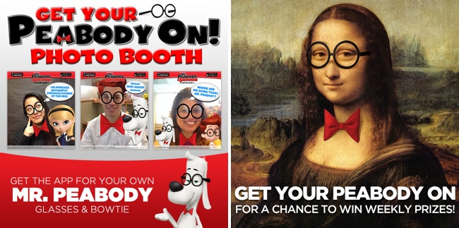 Mr. Peabody & Sherman movie hits theaters on March 7, 2014 with movie prize pack giveaway #MrPeabody