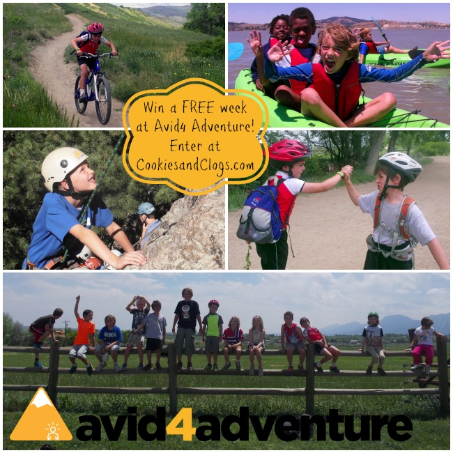 Avid4 Adventure Summer Camp now in Berkeley and Oakland. Giveaway for FREE week of camp ($435 value) #SFBay