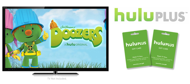 Doozers - Hulu Original series for preschool kids #Doozers #Giveaway