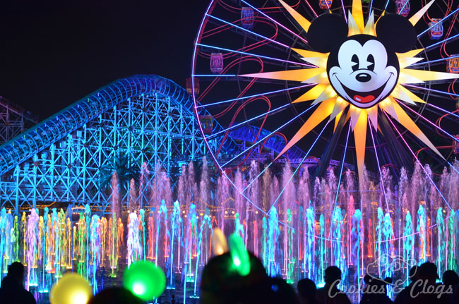 Disney California Adventure World of Color #Photography #Disneyland @DCAToday