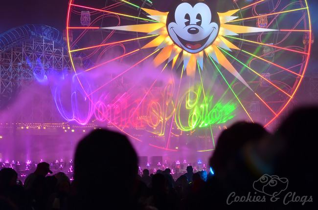 Disney Social Media Moms Celebration 2014 - World of Color DSMMC #DSMMoms