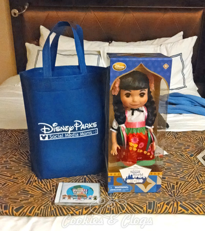 Disney Social Media Moms Celebration 2014 - It's a Small World 50th Anniversary Doll DSMMC #DSMMoms