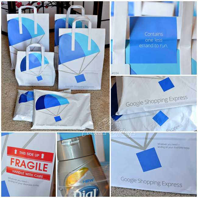 Google Shopping Express - Grocery Home Delivery Review #SanFrancisco #SFPeninsula