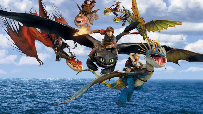 How to Train Your Dragon 2 Trailer and Poster - Dragonpedia #HTTYD2