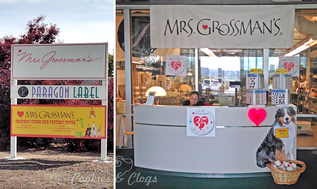 Mrs. Grossman's Sticker Factory Tour & Company Store in Petaluma, CA #California #NorthBay