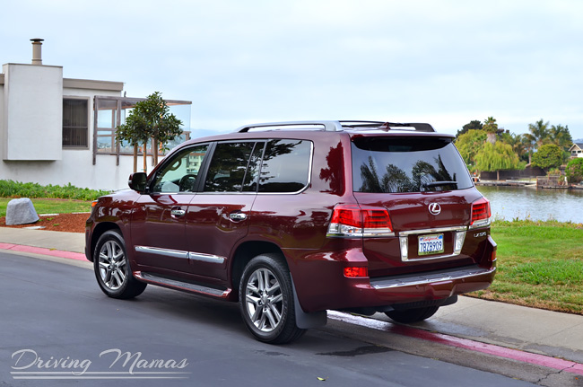 2014 Lexus LX 570 Price, Features – Family SUV Review #cars #carshopping