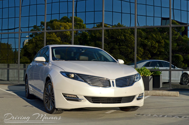 2014 Lincoln MKZ Hybrid Review – Luxury + Fuel Economy #Cars #CarShopping