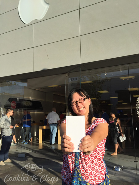 iPhone 6 Plus at Apple Store – TerriAnn, New iPhones #Photography