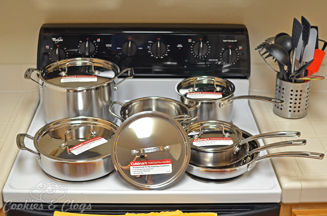 Cuisinart MultiClad Pro Cookware Review – Finding the best pots and pans #home