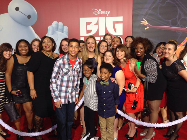 Big Hero 6 Premiere – Red Carpet, Celebrities, After-Party & Me – w/ kids from black-ish #BigHero6Event #ABCTVEvent