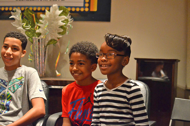 black-ish Interview with Yara Shahidi, Marcus Scribner, Miles Brown, Marsai Martin