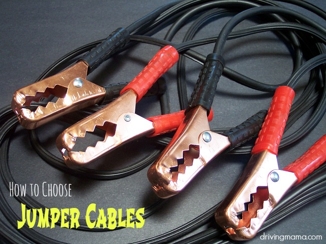 How to choose which jumper cables you should buy #cars