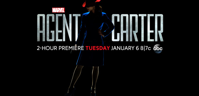 Private Agent Carter Viewing w/ Jeph Loeb & Louis D'Esposito #ABCTVEvent #AgentCarter